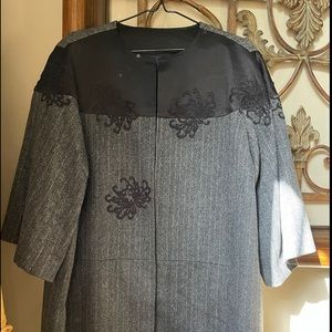 Shanghai Tang 100% Cashmere Woman's Jacket